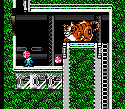 Mega Man 3 - a BIG FAT CAT - User Screenshot